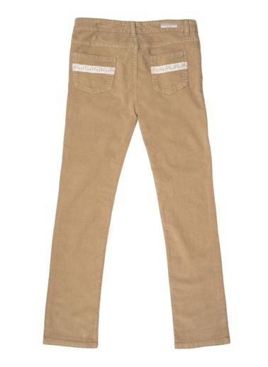 Limon Company LİMON COMPANY %98 pamuklu pantolon 14 yaş Bej